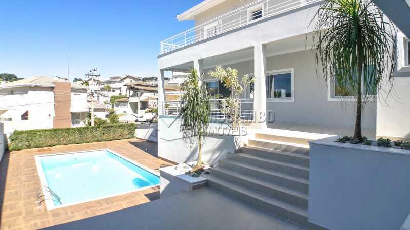 Fachada Interna - Casa em Condomínio 3 quartos para venda e aluguel Itatiba,SP - R$ 10.000 - FCCN30464 - 1
