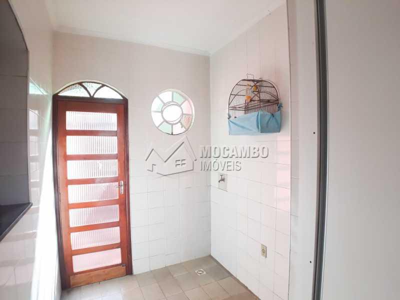 Área interna  - Casa 3 Quartos Para Alugar Itatiba,SP - R$ 1.540 - FCCA31356 - 9