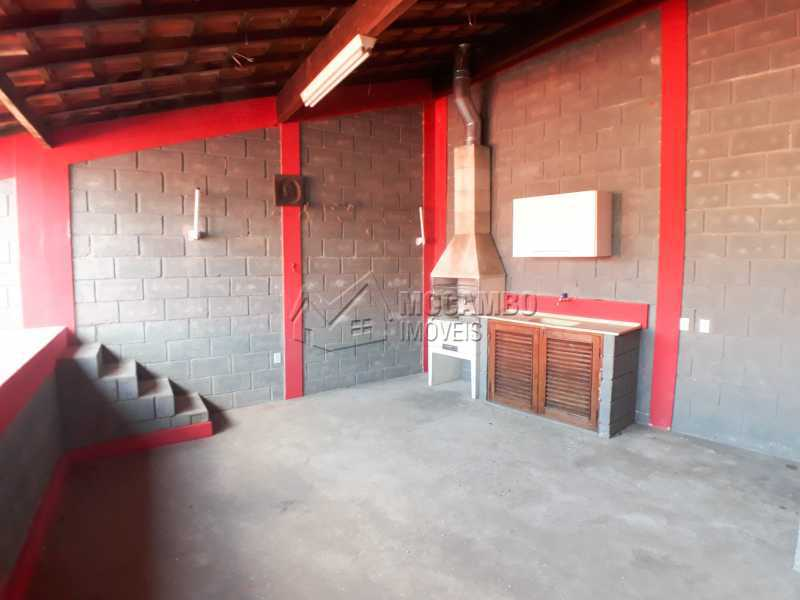 Churrasqueira  - Casa 3 Quartos Para Alugar Itatiba,SP - R$ 1.540 - FCCA31356 - 11