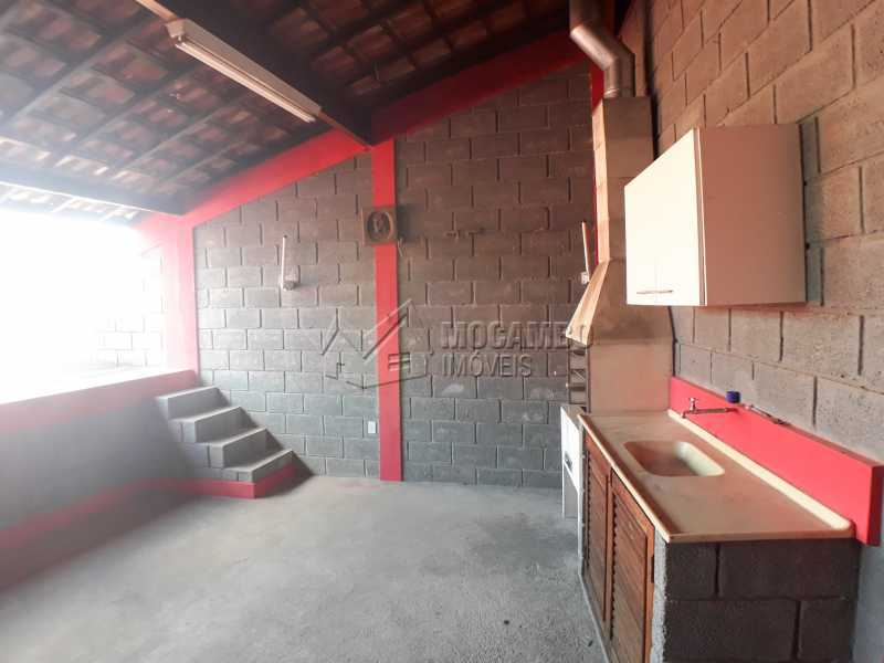 Churrasqueira  - Casa 3 Quartos Para Alugar Itatiba,SP - R$ 1.540 - FCCA31356 - 12