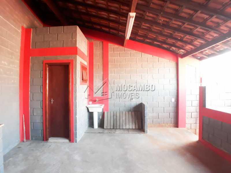 Lavanderia  - Casa 3 Quartos Para Alugar Itatiba,SP - R$ 1.540 - FCCA31356 - 13