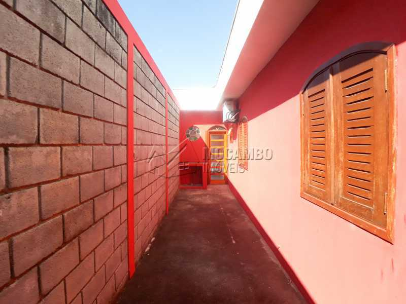 Corredor  - Casa 3 Quartos Para Alugar Itatiba,SP - R$ 1.540 - FCCA31356 - 14