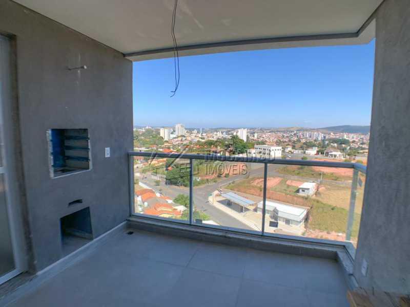 Varanda Gourmet - Apartamento 2 quartos à venda Itatiba,SP - R$ 345.000 - FCAP21104 - 4