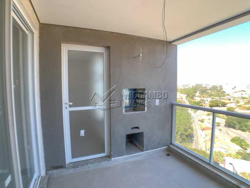 Varanda Gourmet - Apartamento 2 quartos à venda Itatiba,SP - R$ 345.000 - FCAP21104 - 5