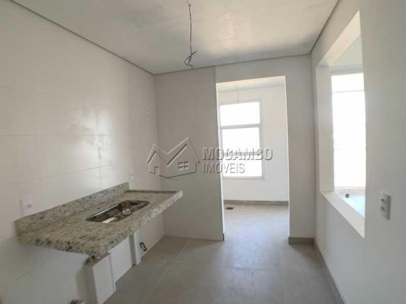 Cozinha - Apartamento 2 quartos à venda Itatiba,SP - R$ 355.000 - FCAP21105 - 3