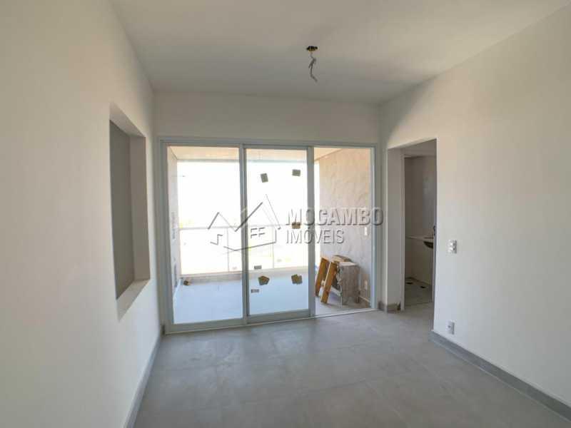 Sala - Apartamento 2 quartos à venda Itatiba,SP - R$ 355.000 - FCAP21105 - 4