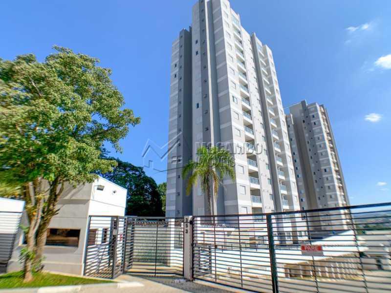 Fachada - Apartamento 2 quartos à venda Itatiba,SP - R$ 355.000 - FCAP21105 - 5