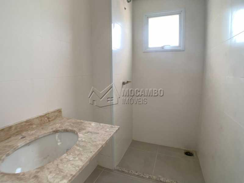 Banheiro - Apartamento 2 quartos à venda Itatiba,SP - R$ 355.000 - FCAP21105 - 6