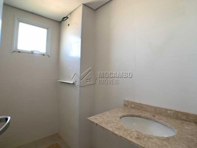 Banheiro - Apartamento 3 quartos à venda Itatiba,SP - R$ 390.000 - FCAP30559 - 7