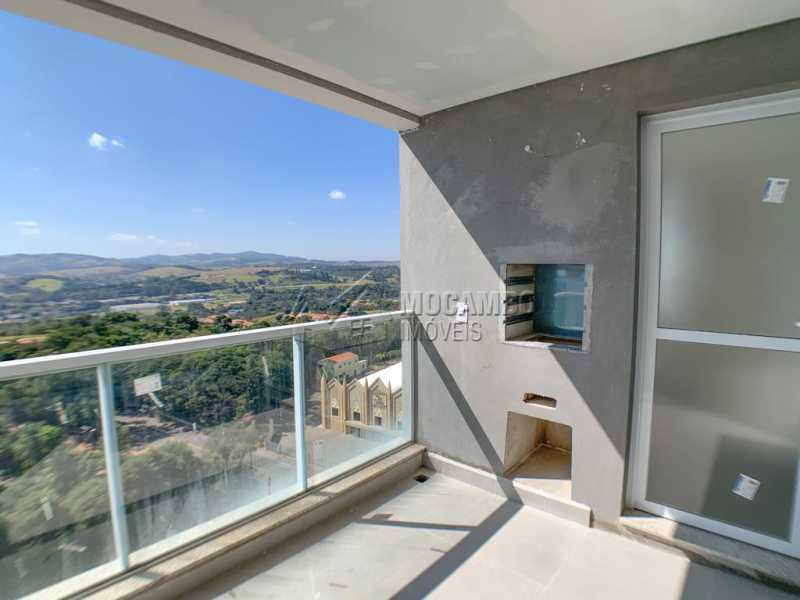 Varanda Gourmet - Apartamento 3 quartos à venda Itatiba,SP - R$ 390.000 - FCAP30559 - 8