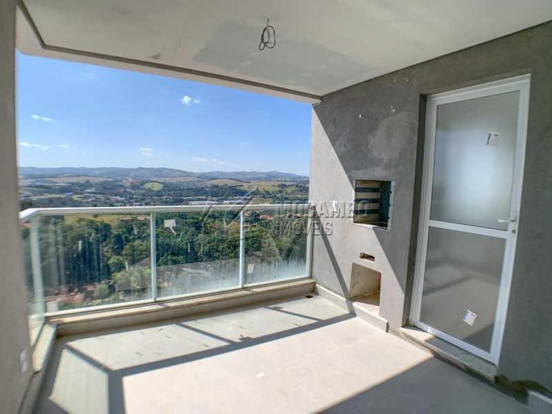 Varanda Gourmet - Apartamento 3 quartos à venda Itatiba,SP - R$ 390.000 - FCAP30559 - 11