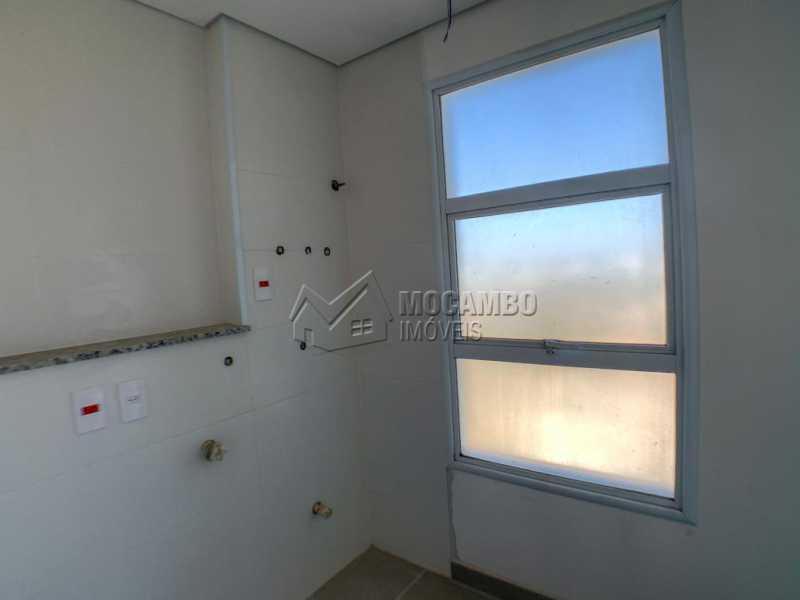 Lavanderia - Apartamento 3 Quartos À Venda Itatiba,SP - R$ 390.000 - FCAP30559 - 14