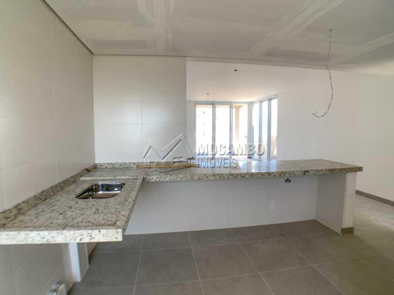 Cozinha - Apartamento 4 Quartos À Venda Itatiba,SP - R$ 855.000 - FCAP40007 - 6