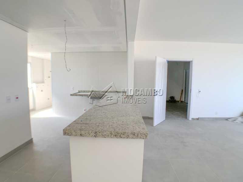 Cozinha - Apartamento 4 Quartos À Venda Itatiba,SP - R$ 855.000 - FCAP40007 - 11