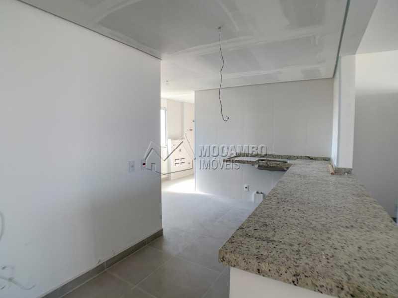 Cozinha - Apartamento 4 Quartos À Venda Itatiba,SP - R$ 855.000 - FCAP40007 - 12