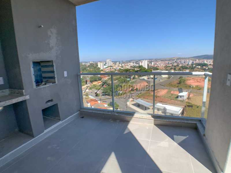 Varanda Gourmet - Apartamento 4 Quartos À Venda Itatiba,SP - R$ 855.000 - FCAP40007 - 5