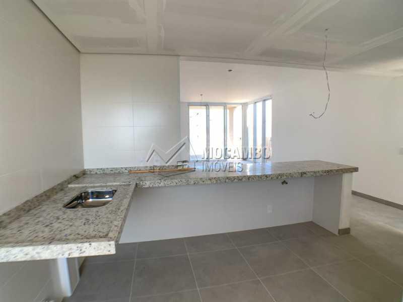 Cozinha - Apartamento 4 Quartos À Venda Itatiba,SP - R$ 855.000 - FCAP40007 - 14
