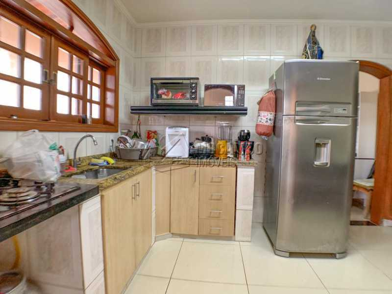 Cozinha - Casa em Condomínio 3 quartos à venda Itatiba,SP - R$ 759.000 - FCCN30465 - 23