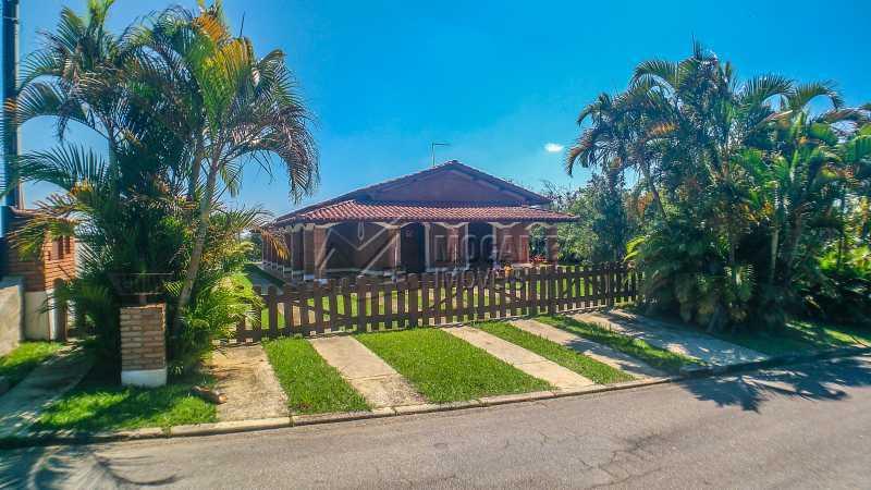 Ville de Chamonix - Casa em Condomínio 3 quartos à venda Itatiba,SP - R$ 1.400.000 - FCCN30466 - 1
