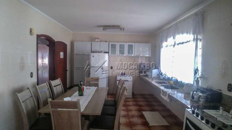 Ville de Chamonix - Casa em Condomínio 3 quartos à venda Itatiba,SP - R$ 1.400.000 - FCCN30466 - 6