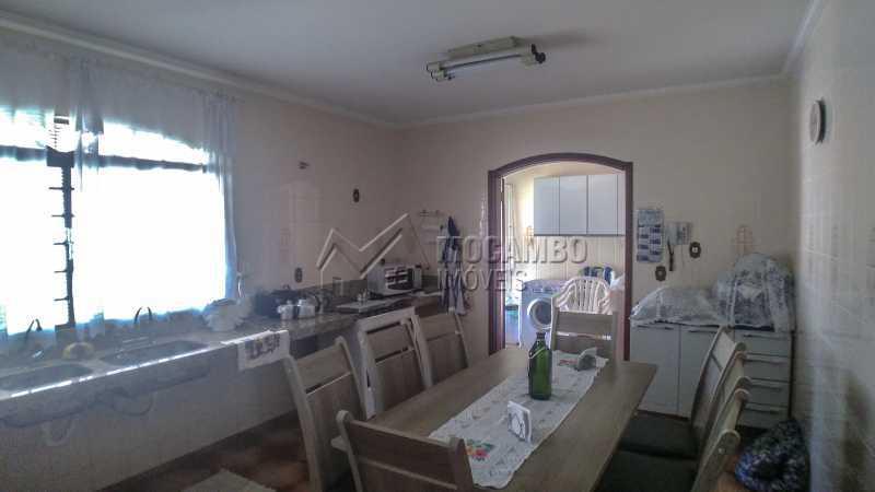 Ville de Chamonix - Casa em Condomínio 3 quartos à venda Itatiba,SP - R$ 1.400.000 - FCCN30466 - 7