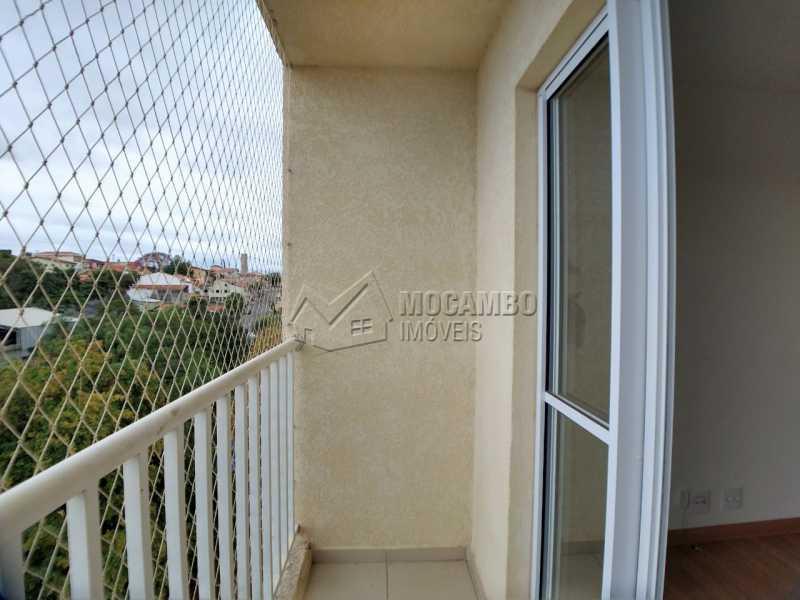 Varanda - Apartamento 2 quartos à venda Itatiba,SP - R$ 223.000 - FCAP21107 - 7