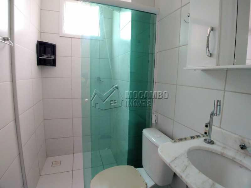 Banheiro - Apartamento 2 quartos à venda Itatiba,SP - R$ 223.000 - FCAP21107 - 8