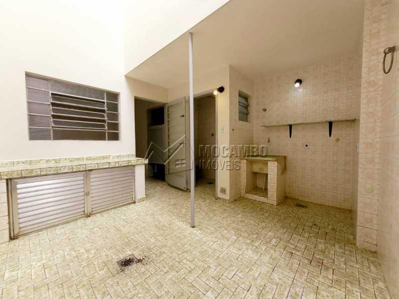 Quintal e Área de serviço - Casa Comercial para alugar Itatiba,SP Centro - R$ 2.500 - FCCC30017 - 10