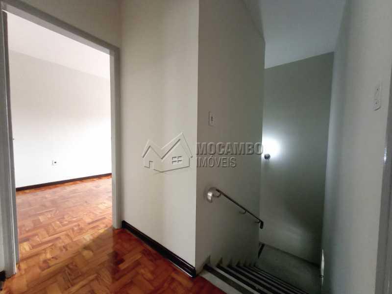 Hall dos quartos - Casa Comercial para alugar Itatiba,SP Centro - R$ 2.500 - FCCC30017 - 12