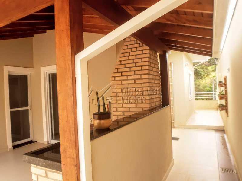 Área Externa - Casa 4 quartos à venda Itatiba,SP - R$ 700.000 - FCCA40142 - 18