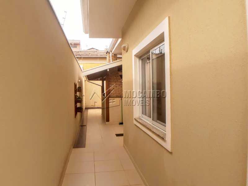 Área Externa - Casa 4 quartos à venda Itatiba,SP - R$ 700.000 - FCCA40142 - 20