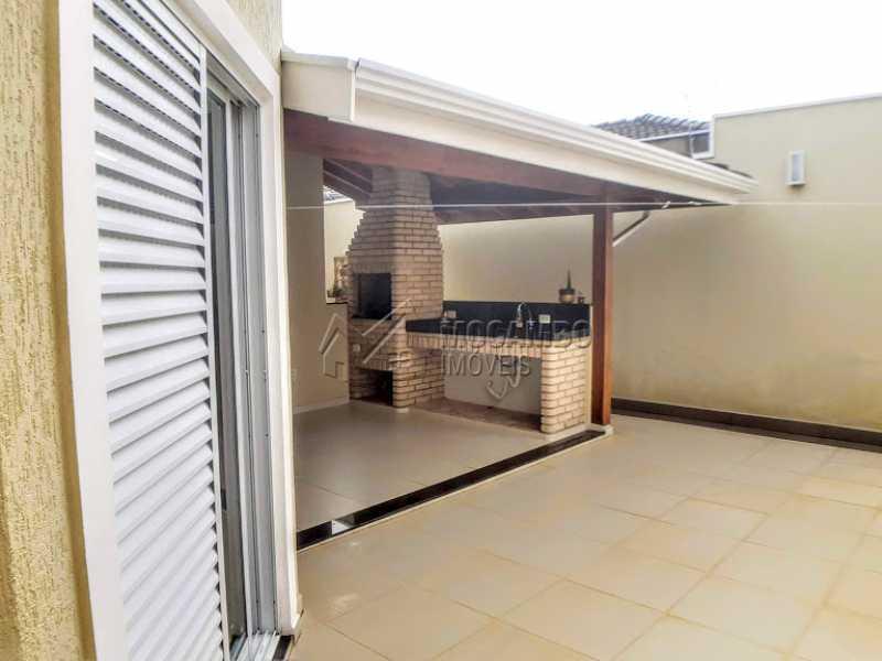 Churrasqueira  - Casa 4 quartos à venda Itatiba,SP - R$ 700.000 - FCCA40142 - 17