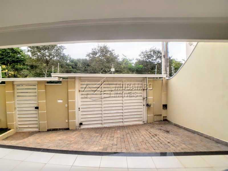 Garagem  - Casa 4 quartos à venda Itatiba,SP - R$ 700.000 - FCCA40142 - 21