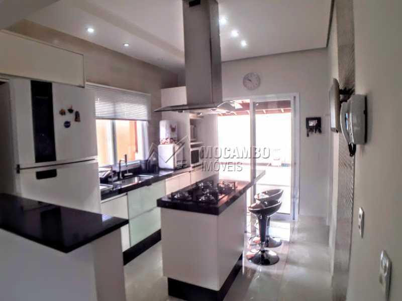 Cozinha  - Casa 4 quartos à venda Itatiba,SP - R$ 700.000 - FCCA40142 - 7