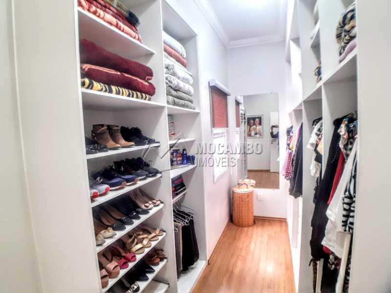 Closet  - Casa 4 quartos à venda Itatiba,SP - R$ 700.000 - FCCA40142 - 11