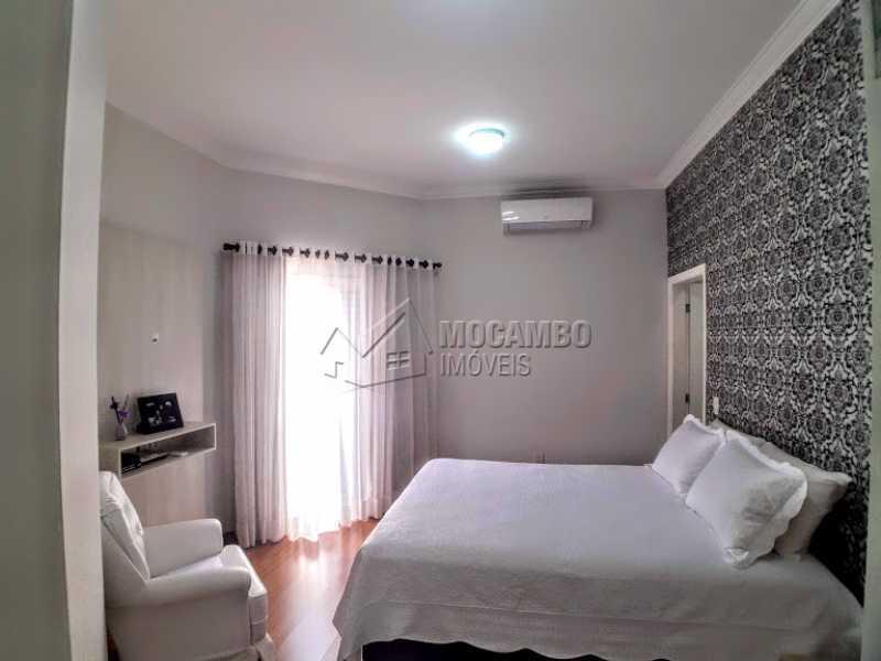 Dormitório  - Casa 4 quartos à venda Itatiba,SP - R$ 700.000 - FCCA40142 - 10