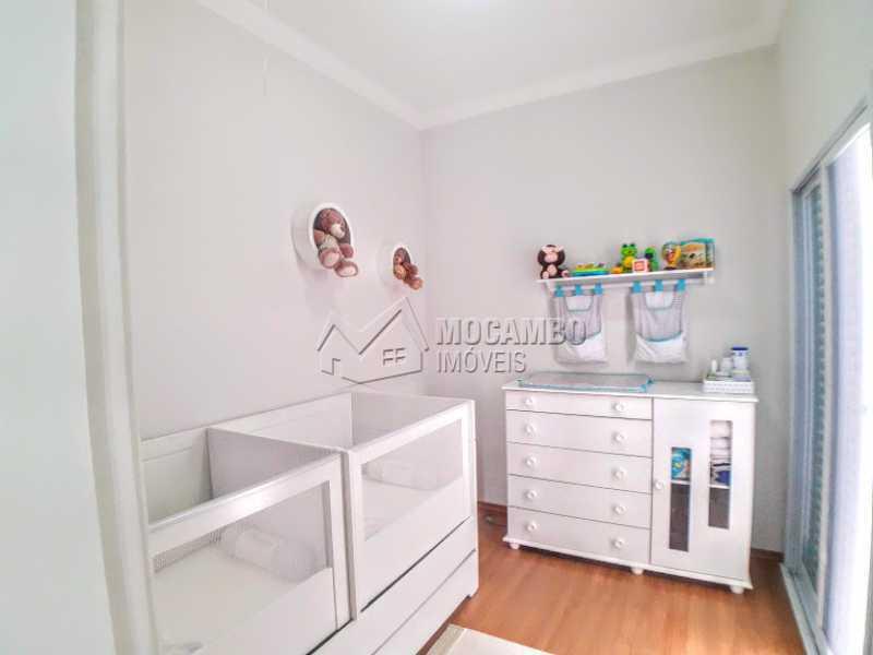 Dormitório  - Casa 4 quartos à venda Itatiba,SP - R$ 700.000 - FCCA40142 - 14