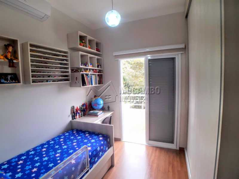 Dormitório  - Casa 4 quartos à venda Itatiba,SP - R$ 700.000 - FCCA40142 - 13