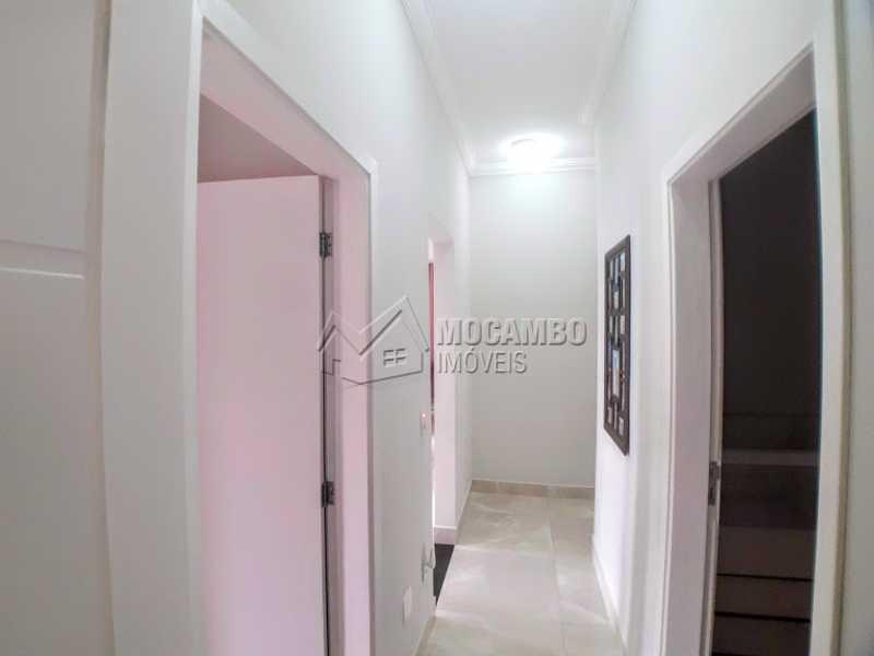 Corredor - Casa 4 quartos à venda Itatiba,SP - R$ 700.000 - FCCA40142 - 9