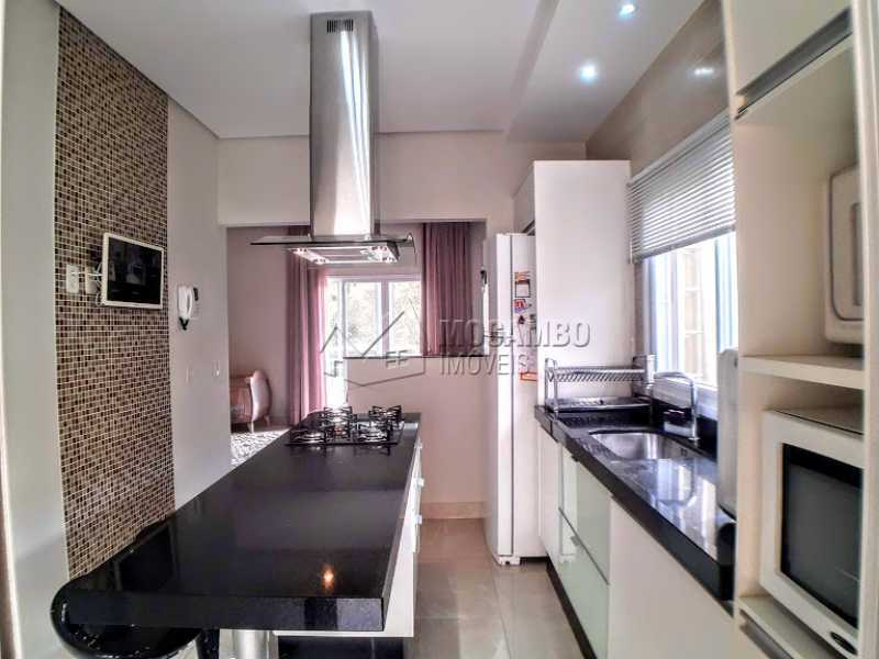Cozinha  - Casa 4 quartos à venda Itatiba,SP - R$ 700.000 - FCCA40142 - 8