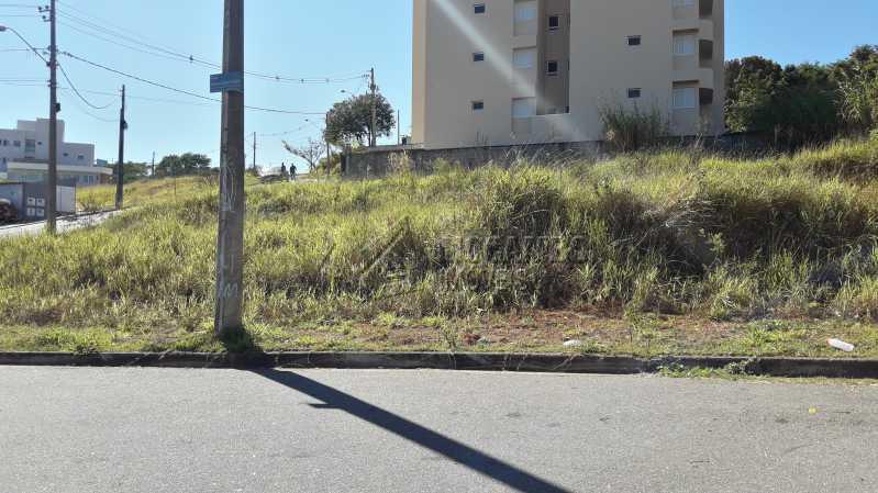 Terreno - Terreno 282m² à venda Itatiba,SP - R$ 250.000 - FCMF00156 - 5