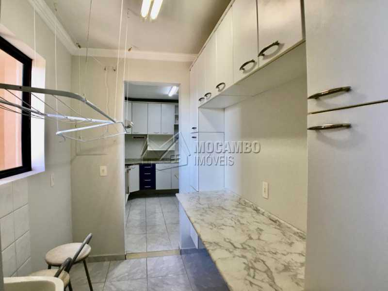 Lavanderia - Apartamento 3 quartos à venda Itatiba,SP - R$ 430.000 - FCAP30560 - 7