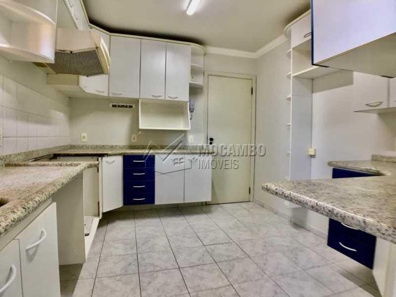 Cozinha planejada - Apartamento 3 quartos à venda Itatiba,SP - R$ 430.000 - FCAP30560 - 5