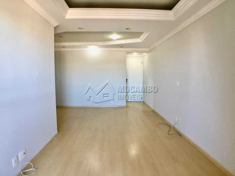 Sala de tv - Apartamento 3 quartos à venda Itatiba,SP - R$ 430.000 - FCAP30560 - 8