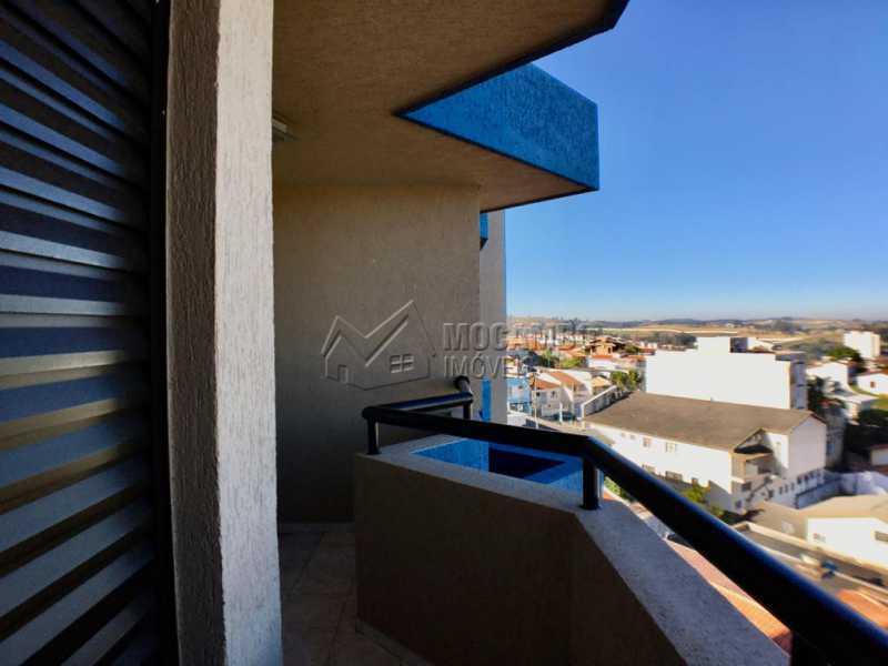 Varanda - Apartamento 3 quartos à venda Itatiba,SP - R$ 430.000 - FCAP30560 - 9