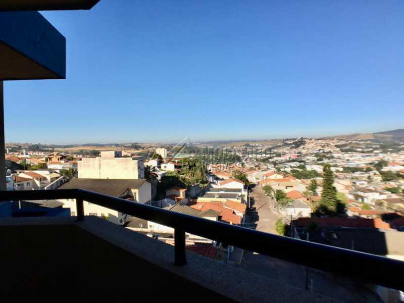 Vista varanda - Apartamento 3 quartos à venda Itatiba,SP - R$ 430.000 - FCAP30560 - 10