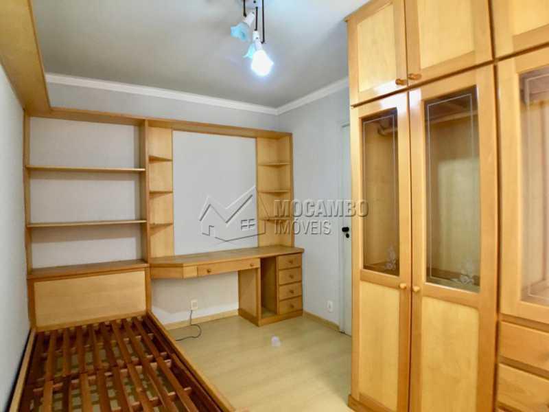 Dormitório planejado - Apartamento 3 quartos à venda Itatiba,SP - R$ 430.000 - FCAP30560 - 11