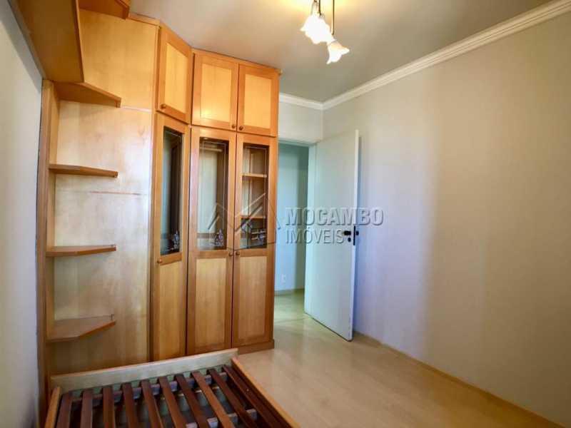 Dormitório planejado - Apartamento 3 quartos à venda Itatiba,SP - R$ 430.000 - FCAP30560 - 13