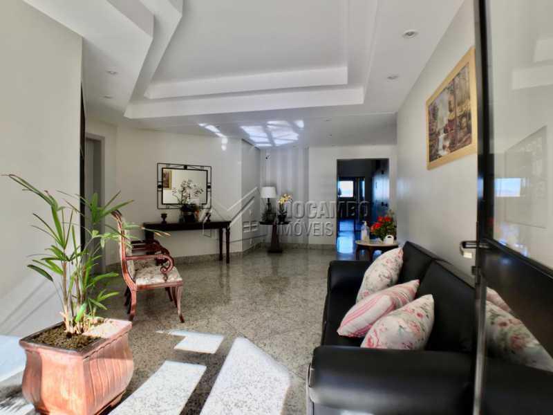 Hall - Apartamento 3 quartos à venda Itatiba,SP - R$ 430.000 - FCAP30560 - 3