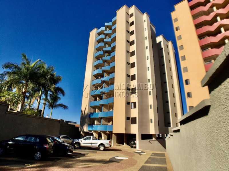 Fachada - Apartamento 3 quartos à venda Itatiba,SP - R$ 430.000 - FCAP30560 - 1